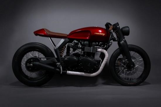 Triumph Speed Twin Concept Studio Side