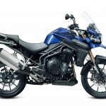 2012 Triumph Tiger 1200 Explorer Studio Side View