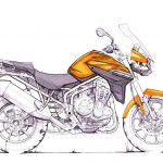 Triumph-Explorer-Sketch