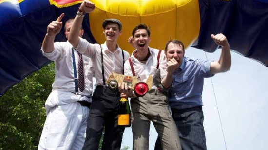 Team Spitphya Win Red Bull Soapbox 2013